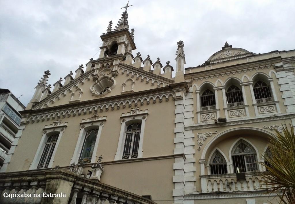 Centro Histórico de Vitória - Projeto Visitar