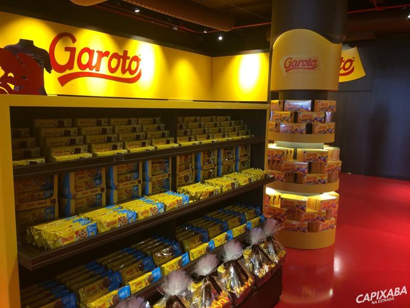 visita na fábrica Garoto