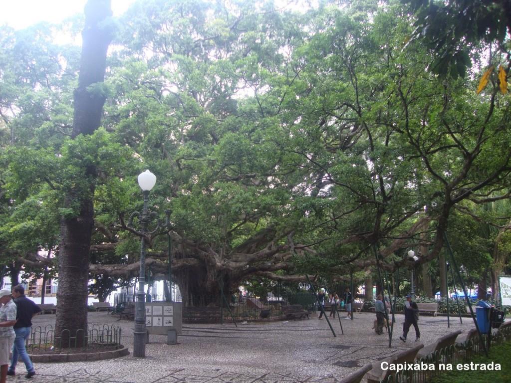 Praça XV de novembro, florianópolis