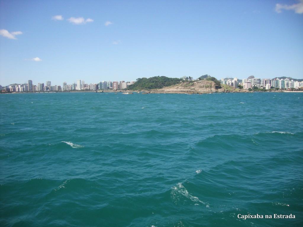 escuna cores do mar