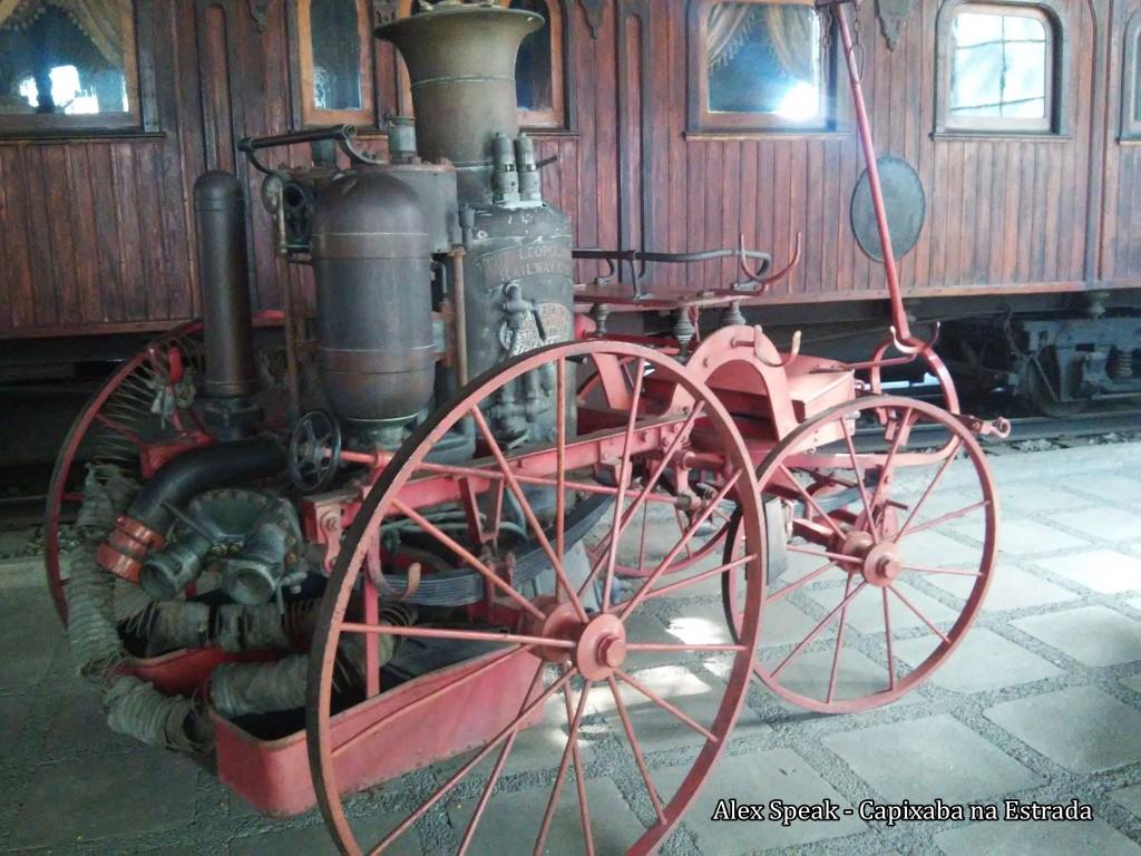 museu do trem rio de janeiro