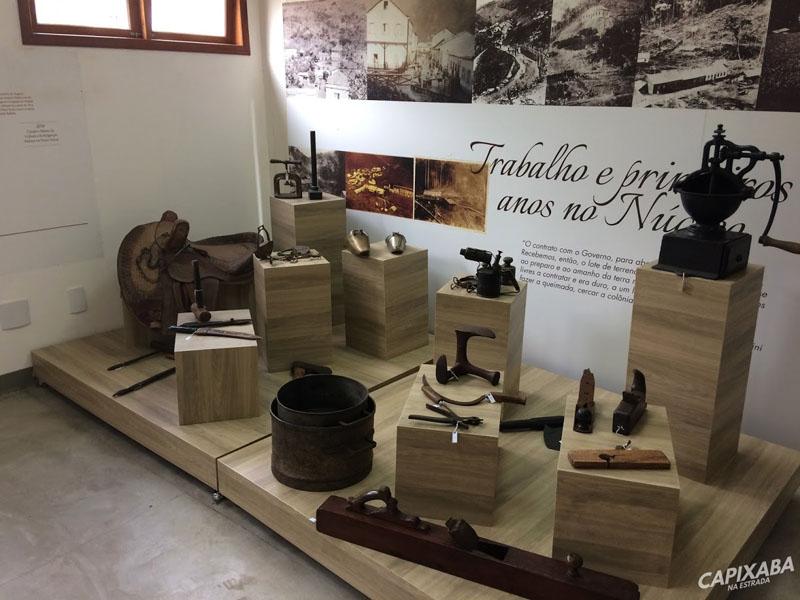 museu da imigração - O que fazer em santa Teresa - ES