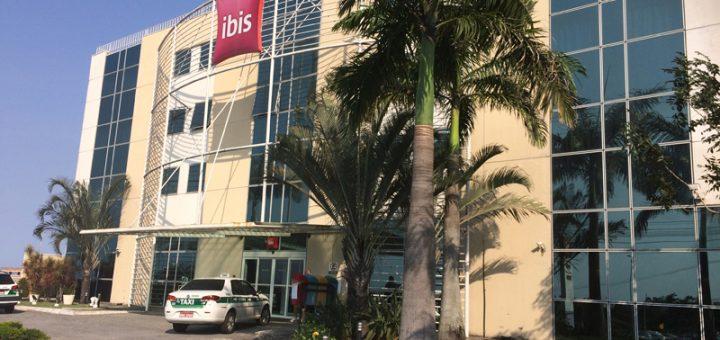 hotel ibis vitória aeroporto