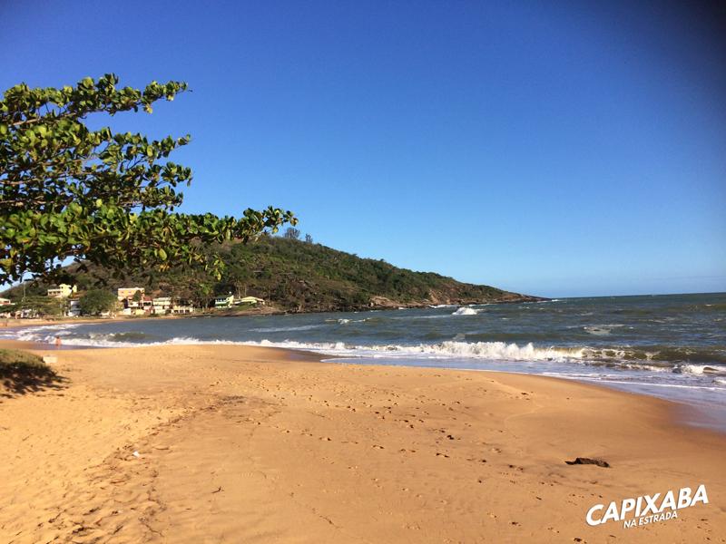 praia de setiba, Guarapari