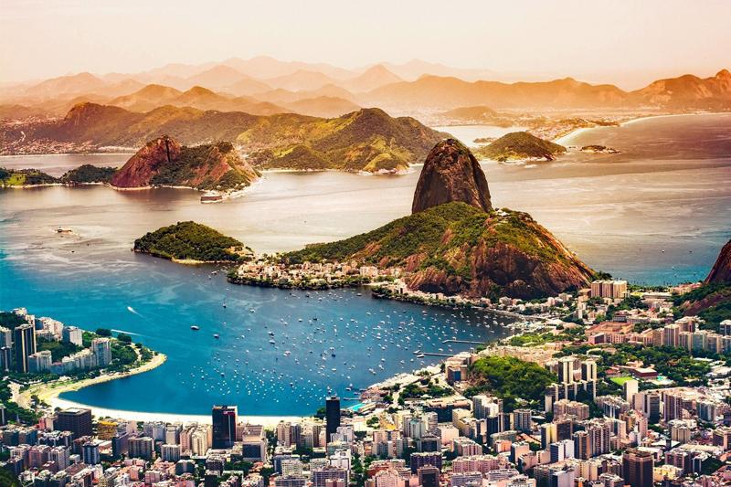 5 Lugares para desfrutar ao ar livre no Rio de Janeiro