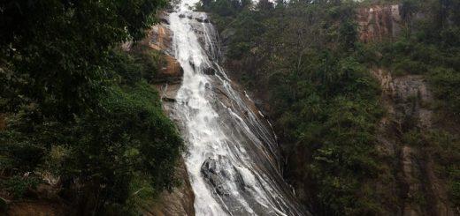 Cachoeira das Andorinhas Santa Leopoldina