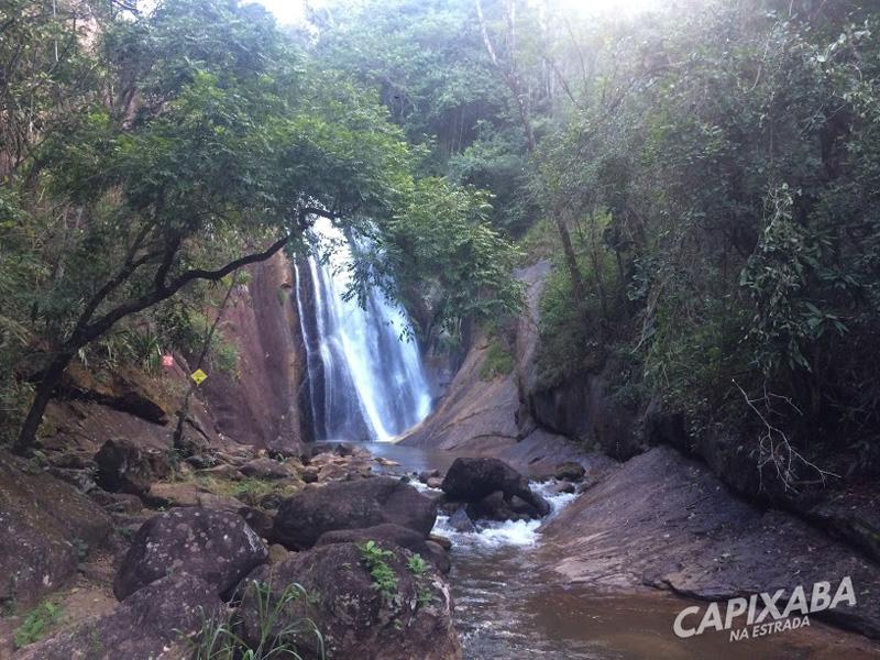 Cachoeira Moxafongo Santa Leopoldina