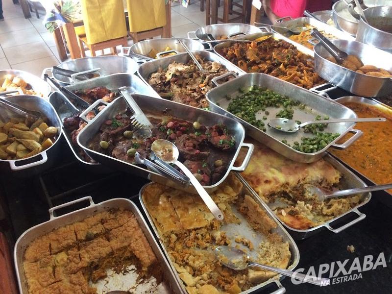 Restaurante serraninhos Santa Leopoldina