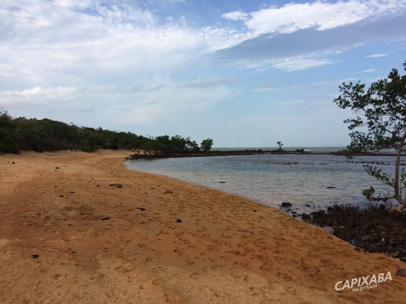 praia de gramuté, aracruz
