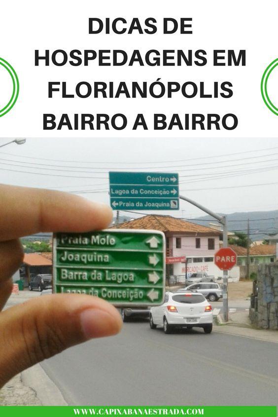 dicas dos melhores bairros para se hospedar em florianópolis