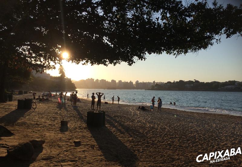 Ilha do Boi - melhores praias do Espírito Santo