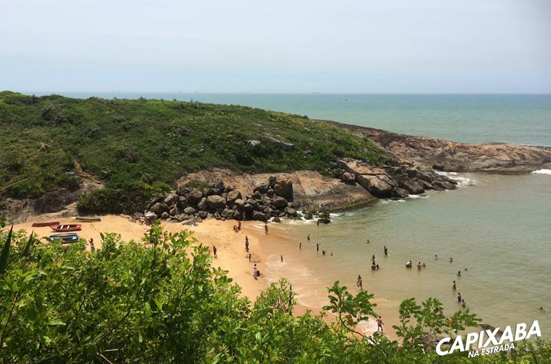 Barra do Jucu- melhores praias do Espírito Santo