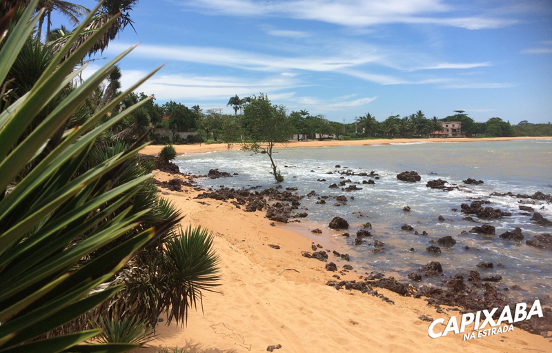 manguinhos - melhores praias do Espírito Santo
