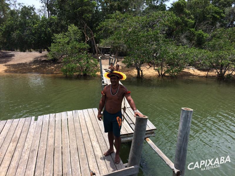 o que fazer em aracruz - aldeia indígena piraquê-açu