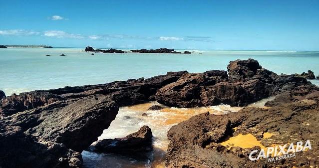 praia da barra do sahy - o que fazer em aracruz