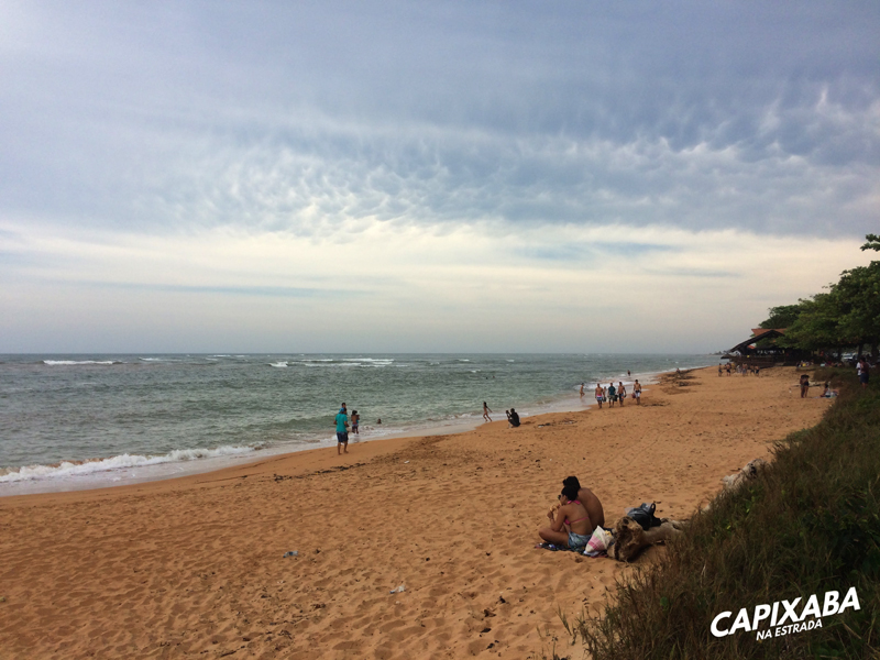 praia dos padres - o que fazer em aracruz