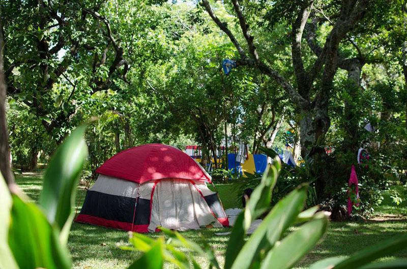 campings pelo ES