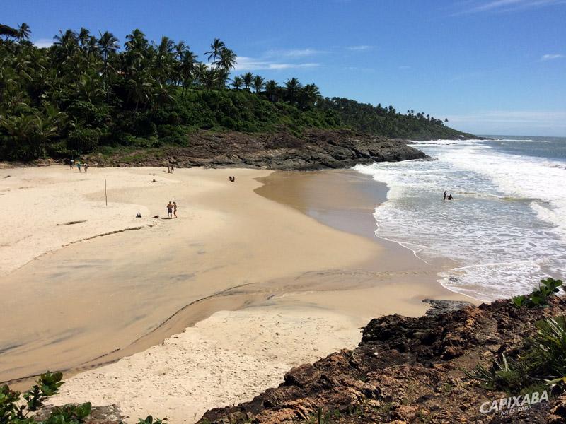 praia da costa - o que fazer em itacaré
