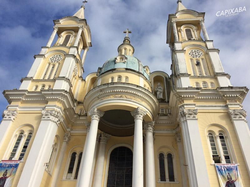 o que fazer em ilhéus - catedral de ilhéus