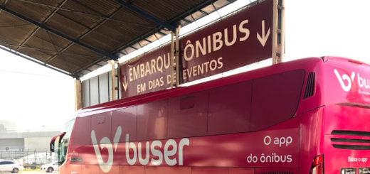 uber de ônibus buser