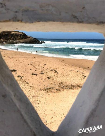 o que fazer em sintra - praia