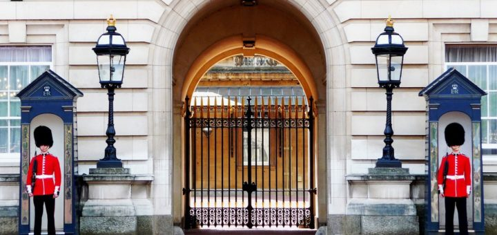 Roteiro de 3 dias em Londres - Palácio de Buckingham