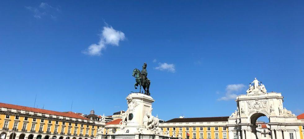 Maneiras de como ir do Aeroporto de Lisboa ao centro